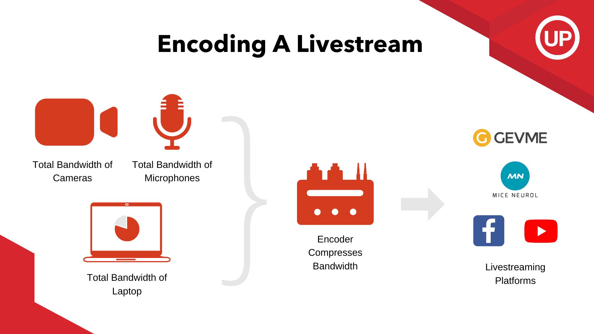 Encoding A Livestream