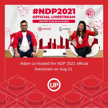 NDP 2021 Official Livestream